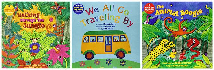 Libros y cuentos en inglés para infantil y primaria
