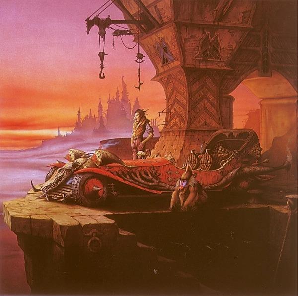 Matth Sorrow, Fantasy Scenes 1