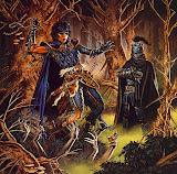 Warrior In Trap Of Black Knight