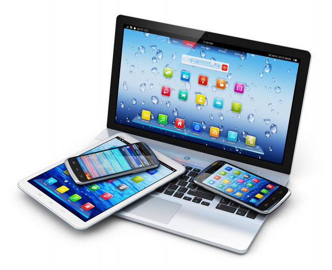Dispositivos cadastrados