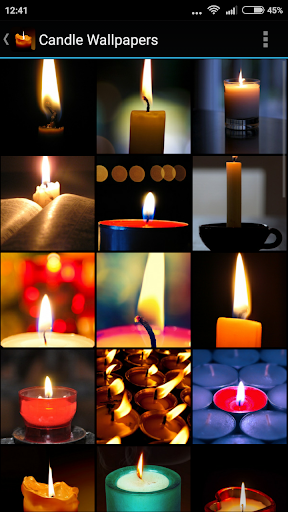 Candle Wallpapers