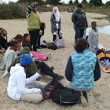 King/Robinson Students Visit Hammonasset - P1020385.JPG