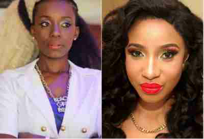 It's clear you are bitter, send me the bill for your clothes and car - Tonto Dikeh replies Ada Slim!