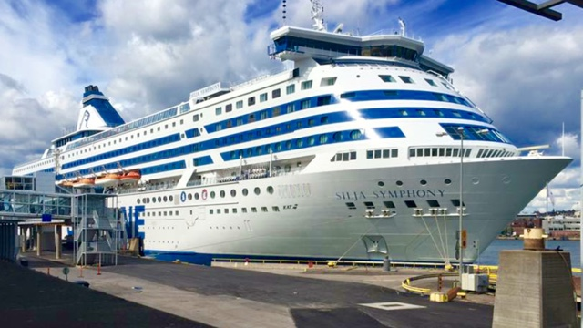 Silja Symphony cruise ship