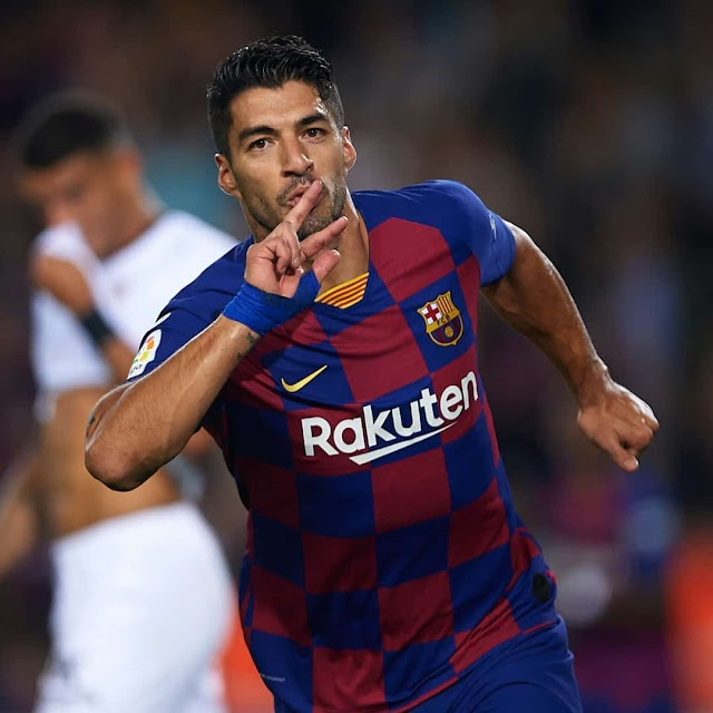 Transfer Updates: Barcelona Legend Suarez Joins Atletico Madrid In €6million Transfer