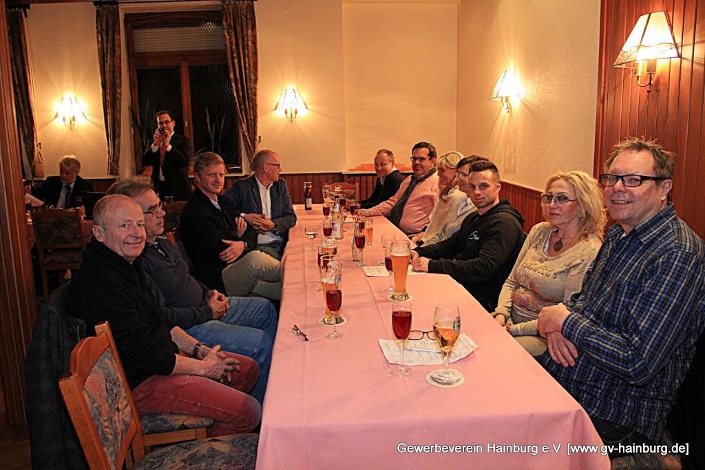 Jahreshauptversammlung des Gewerbeverein Hainburg e.V.