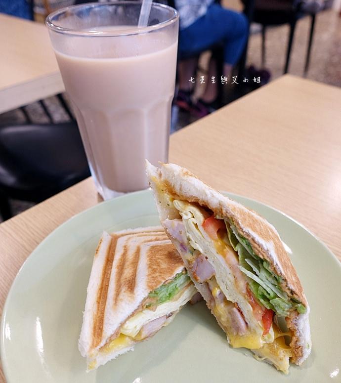 13 新莊早午餐 好食在早午餐