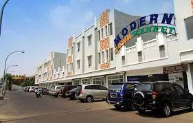 Foto Dan Gambar Di Kota Modern Tangerang