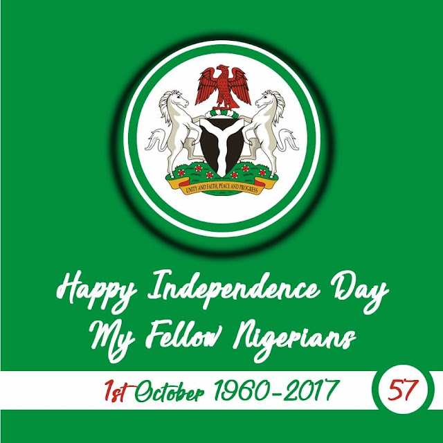 Happy Independence Day Nigeria! President Buhari Independence Day Speech