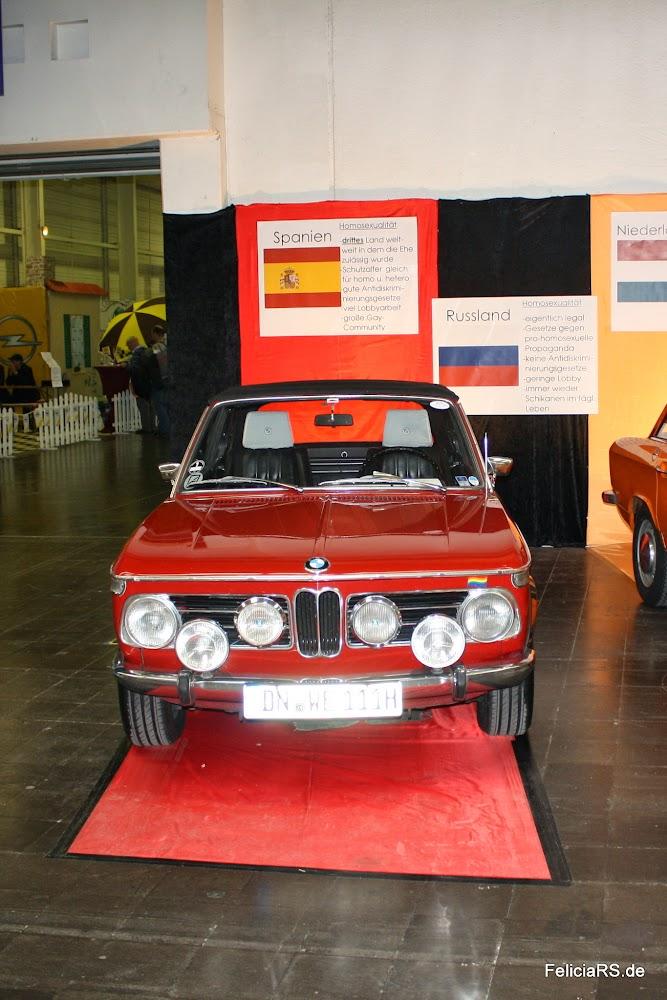 BMW 1600-2 Cabrio
