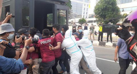 20 Massa Aksi Bela Palestina Ditangkap, LBH Jakarta: Ini Pembungkaman