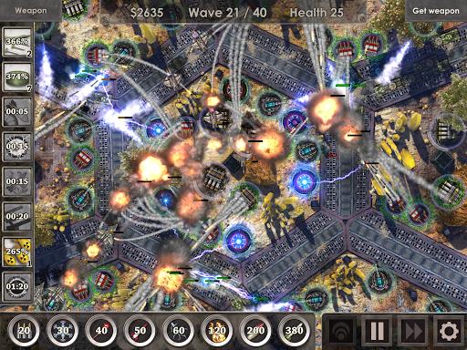 Defense Zone 3 HD 1.3.5 screenshots 3