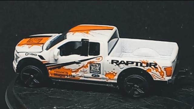 Majorette Racing Cars Ford F150 Raptor