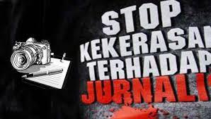 Stop Aksi Premanisme Terhadap Wartawan..!!