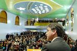 Tenente Portela-RS, 29/08/2003 O Governador do Estado Germano Rigotto, durante a instalação de governo no município de Tenente Portela. Foto: Nabor Goulart/Palácio Piratini㤷ி