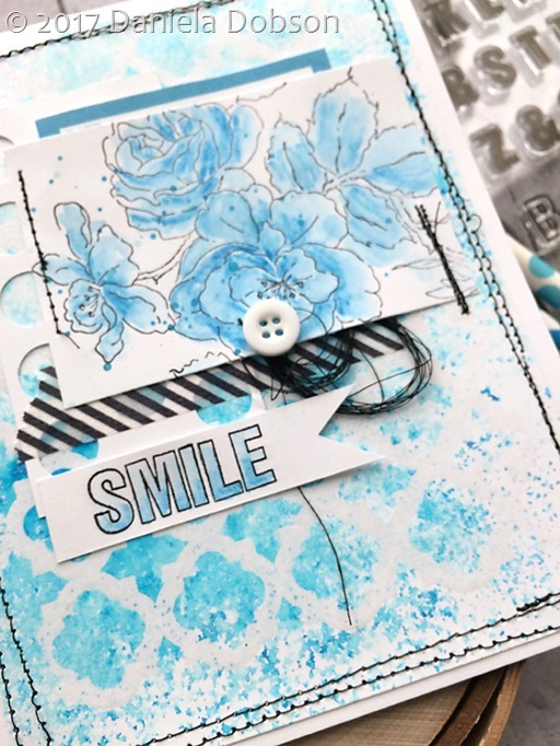 Smile close by Daniela Dobson