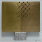 o.T. Messing, Bronze,  1997