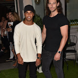 OIC - ENTSIMAGES.COM - Lucien Laviscount at the  Orangina Shake Le Vie Launch Party  in London  27th July  2016 Photo Mobis Photos/OIC 0203 174 1069