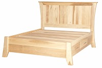 Maple Beds with Storage