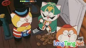 Xem Phim Dorami Và Băng Cướp Nhí - Dorami-chan: Wow, The Kid Gang Of Bandits - phimtm.com - Ảnh 1