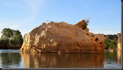 170529 093 Fitzroy Crossing Geikie Gorge NP Boat Trip