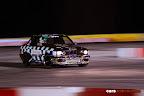 BMW E30 sideways drift