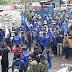 Peringatan Hari Buruh di Sukabumi, Bupati, Kapolres Hingga Danyon 310 Ikut Donor Darah