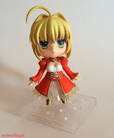 Nendoroid Saber Extra Review Image 2