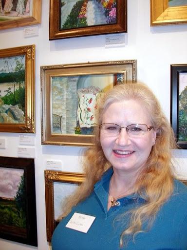 Artist Katherine Cuba