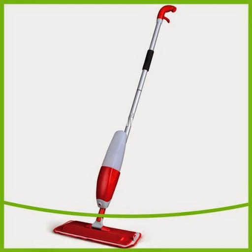 Buy Microfiber Spray Mop Reusable Easy To Use Floor
