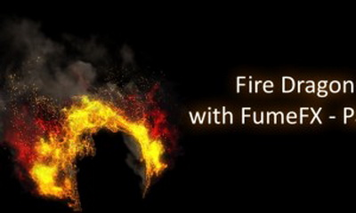 Exclusive: Creating a Fire Dragon with FumeFX