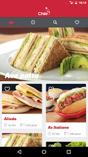 Chile Sandwiches- screenshot thumbnail