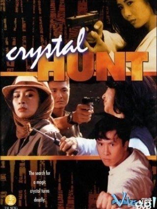 Nộ Hải Uy Long - Crystal Hunt (1991)