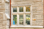 Indiana Buff Limestone Header and Sill