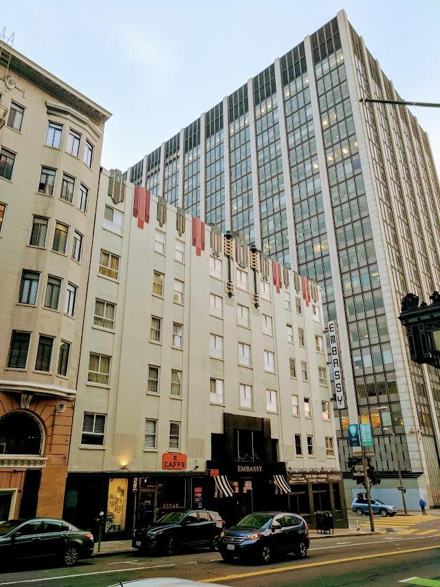 The Embassy Hotel San Francisco