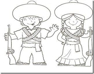 colorear mexico  (3)
