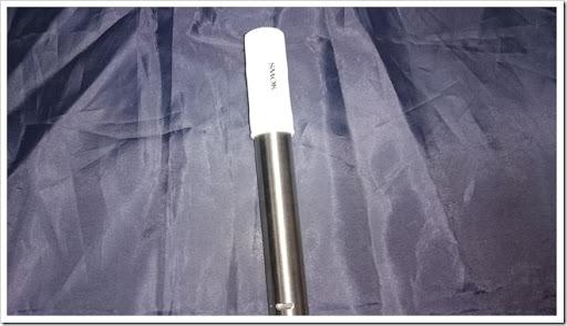 DSC 1761 thumb2 - 【MOD】トップスライドフィルが便利なSMOKのスターター!「SMOK Stick One Basicスターターキット」【eGo AIO対抗】