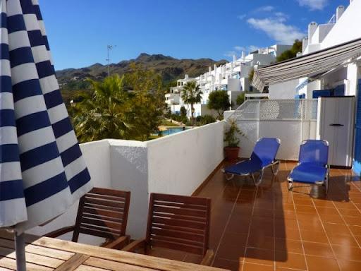Piso en alquiler de vacaciones con 60 m2, 2 dormitorios  en Mojácar