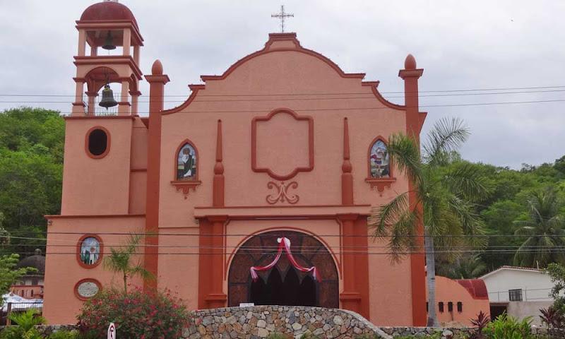 la crucecita, mexico