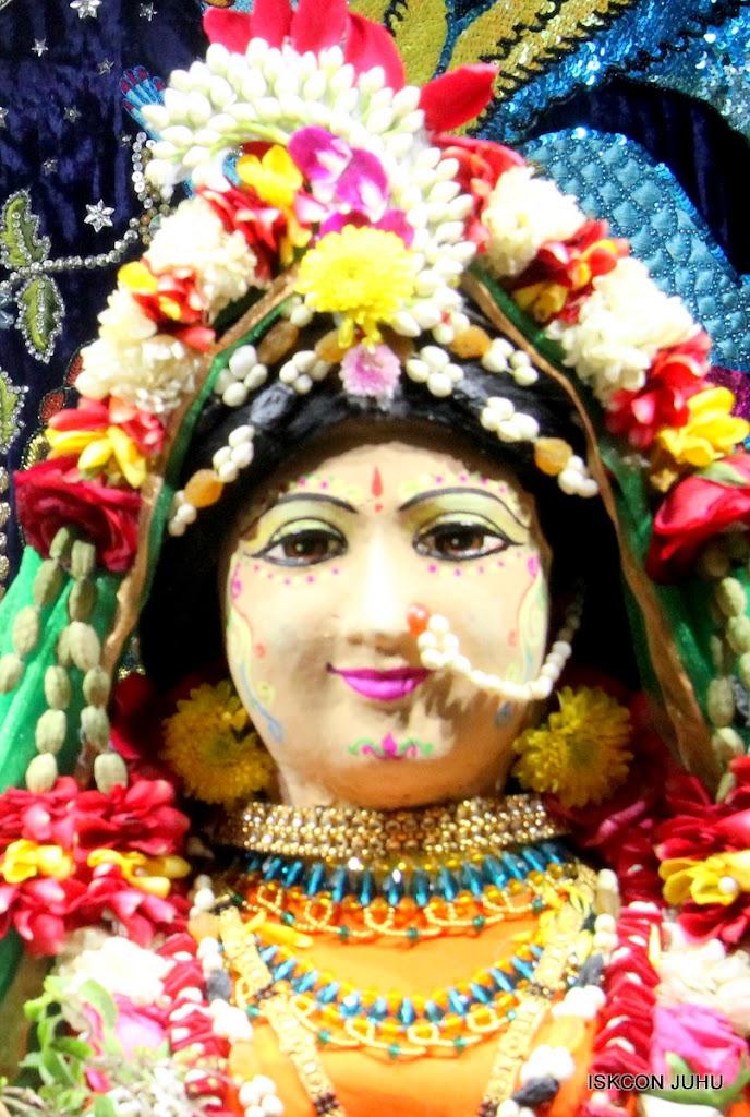ISKCON Juhu Chandan yatara Deity Darshan on 9th May 2016 (14)