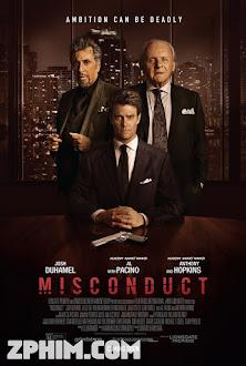 Tội Ác Tham Nhũng - Misconduct (2016) Poster