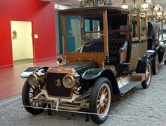 Panhard 1911 X8
