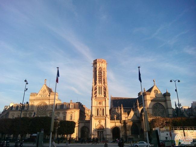 Visitar Paris a pie Marais Louvre 7