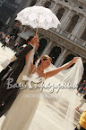 Прокат свадебных зонтиков