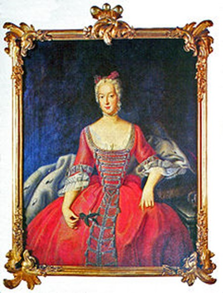Guillermina, Margravina de Bayreuth.