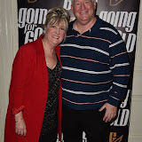 OIC - ENTSIMAGES.COM - Linda McGarry and Pete  - Gogglebox at the  Going for Gold magazine launch party in London 19th January 2015 Photo Mobis Photos/OIC 0203 174 1069