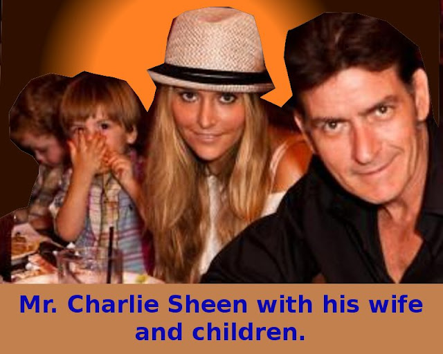 Mr. Charlie Sheen