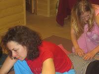 Фоторепортаж с тренинга по ньяса-йоге 12-18 февраля 2012г в Карпатах.784
