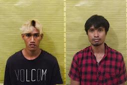 Edarkan Serbuk Haram 22 Poket Sabu dengan Berat Total Sekitar 5,16 Gram, Dua Pria ini Berhasil di Ringkus Polisi