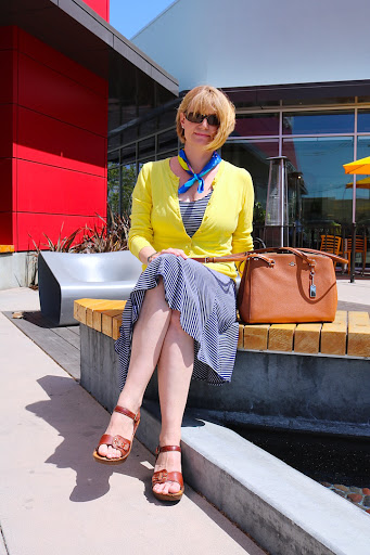 To acquire How to yellow a wear striped cardigan pictures trends